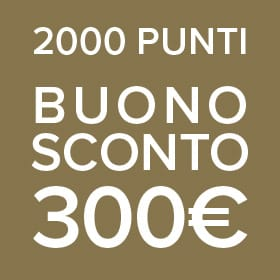 2000 punti Giblor's