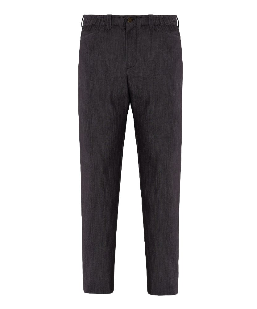 Giblor's pantalone giove jeans nero
